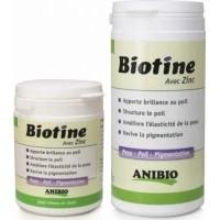 Biotine - Soin des poils, plumes et de la peau pour chiens, chats et perruches