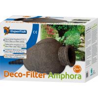 Deco Filter Amphore Superfish pour bassin