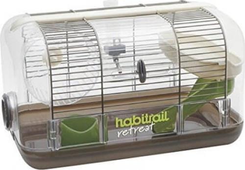 Cage Habitrail Retreat équipée pour petits mammifères