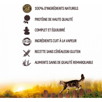 TRUE INSTINCT graanvrij natvoer voor volwassen katten - 4 smaken naar keuze