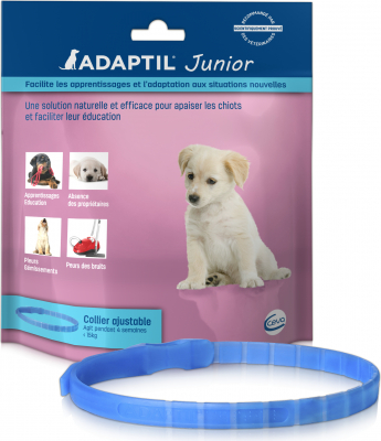 Adaptil Junior antistress halsband voor puppy's