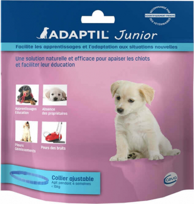 Collier anti-stress ADAPTIL Junior