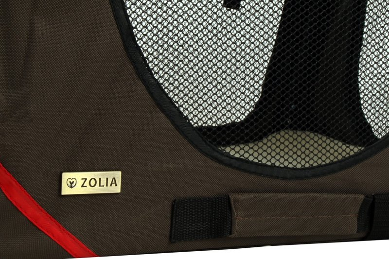 Niche pliable pour chiens ZOLIA Elory - Plusieurs tailles disponibles