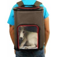 Sac à dos de transport Zolia Franklin pour chiens et chats