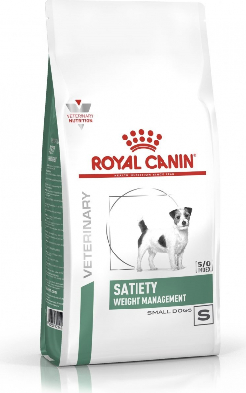 Royal Canin Veterinary Diet Satiety Small Dog SSD 30 pour chien de petite taille