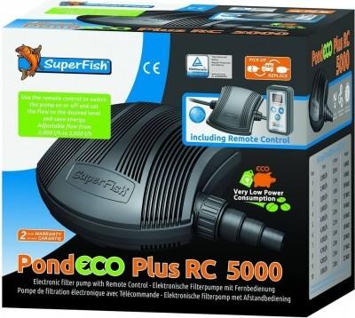 PondEco Plus RC Pumpe mit Teichregler