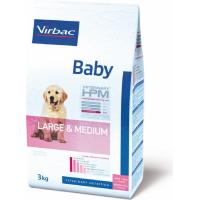 VIRBAC Veterinary HPM Baby Large & Medium pour chiot