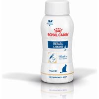 Royal Canin Veterinary Diet Renal pour chat en bouteille