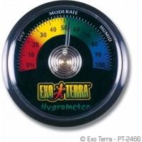 Higómetro analógico para terrario Exo Terra