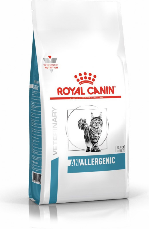 Royal Canin Veterinary Diet Anallergenic AN24 pour chat