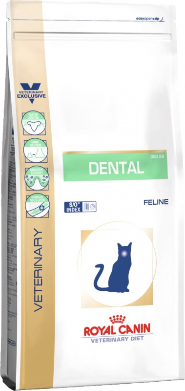 Royal Canin Veterinary Diet Dental DSO29 pour chat
