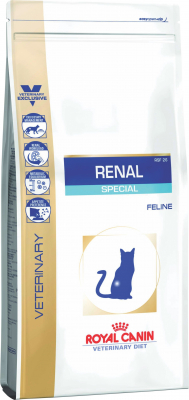 Royal Canin Veterinary Diet Feline Renal Special RSF26 pour chat