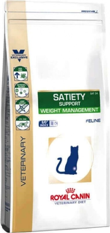 Royal Canin Veterinary Diet Satiety Support SAT 34 pour chat