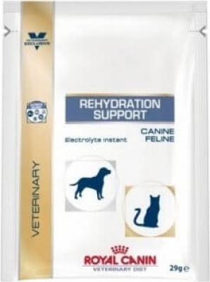 Royal Canin Veterinary Diet Rehydratation Support en sachets pour chiens et chats