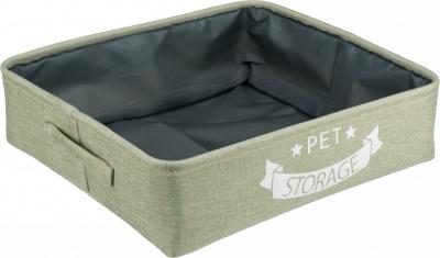Boîte de rangement TRIXIE pour les accessoires animaux