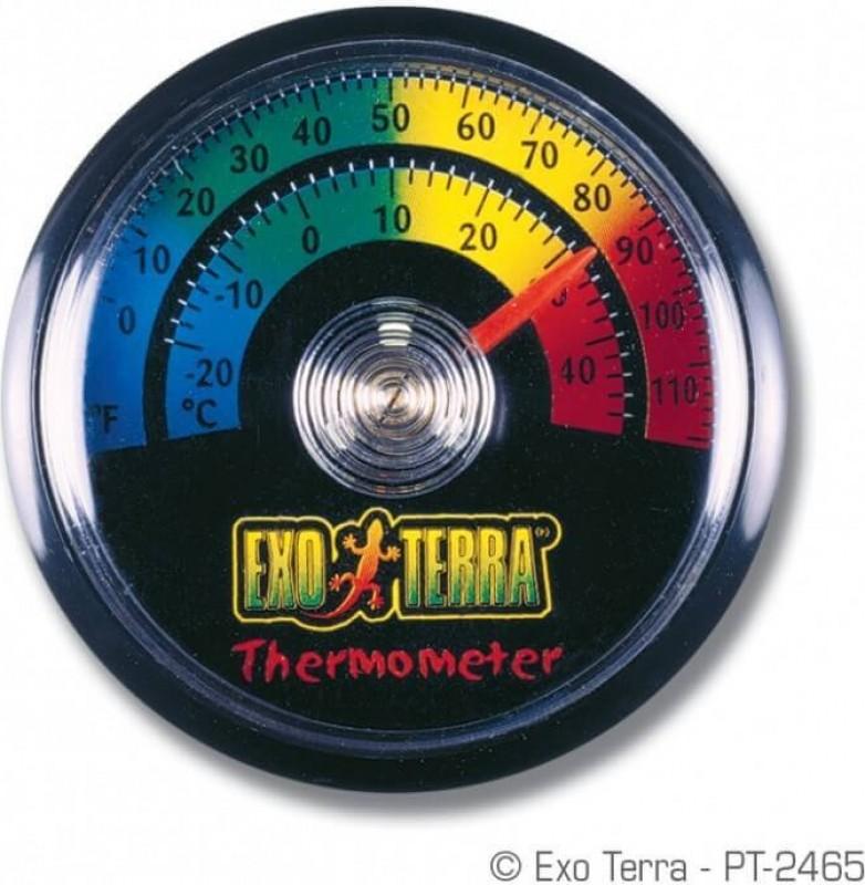 Thermomètre analogique Exo Terra