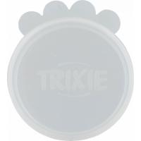 Set de 2 Couvercles pour boîte de conserve TRIXIE en silicone