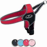 Harnais pour chien TRIXIE Pratiko® Comfort Apollo - 4 dimensions et couleurs au choix