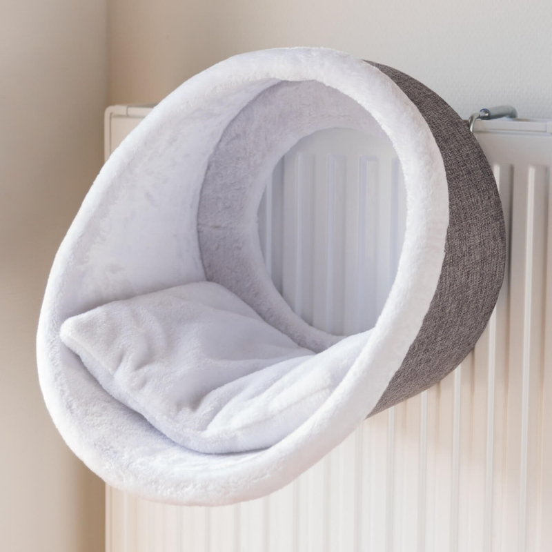 Refugio mullido de radiador para gato TRIXIE