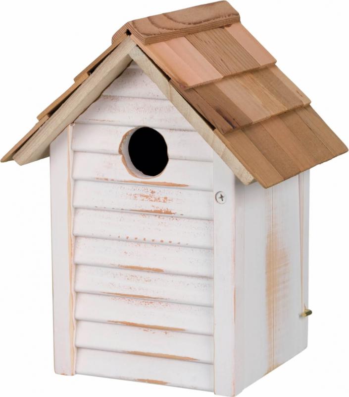 Caixa de nidificação em madeira para aves TRIXIE