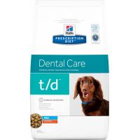 HILL'S Prescription Diet T/D Dental Care Mini pour chien adulte de petite taille