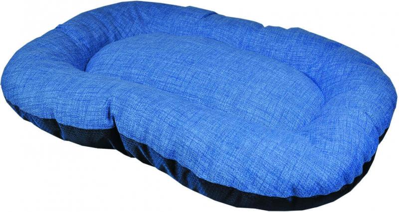 Coussin Double-face All Season Vadigran bleu foncé - 7 tailles disponibles