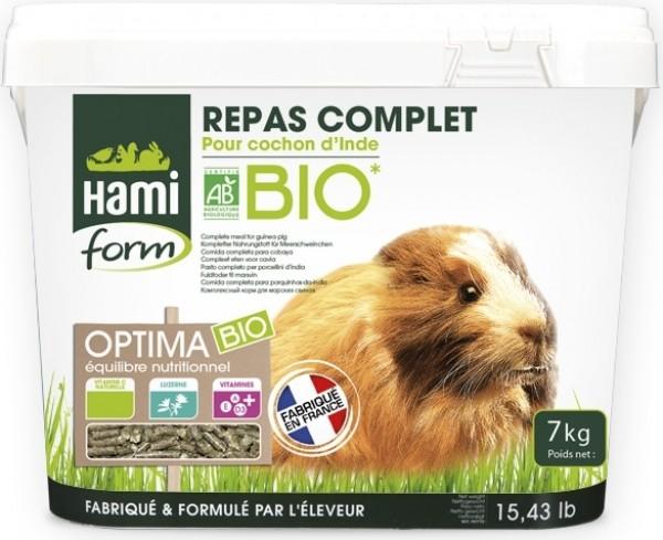 Hamiform Repas complet bio cochon d'Inde