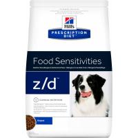 HILL'S Prescription Diet Z/D Food Sensitivities pour chien adulte