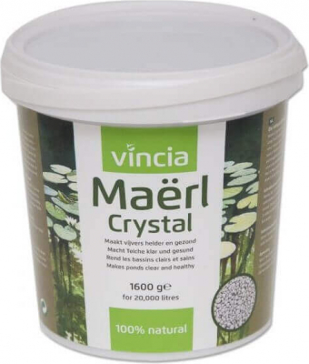 Clarificateur d'eau VT Vincia Maërl Crystal