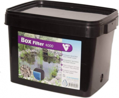 Kit filtración para estanques VT Filter Box