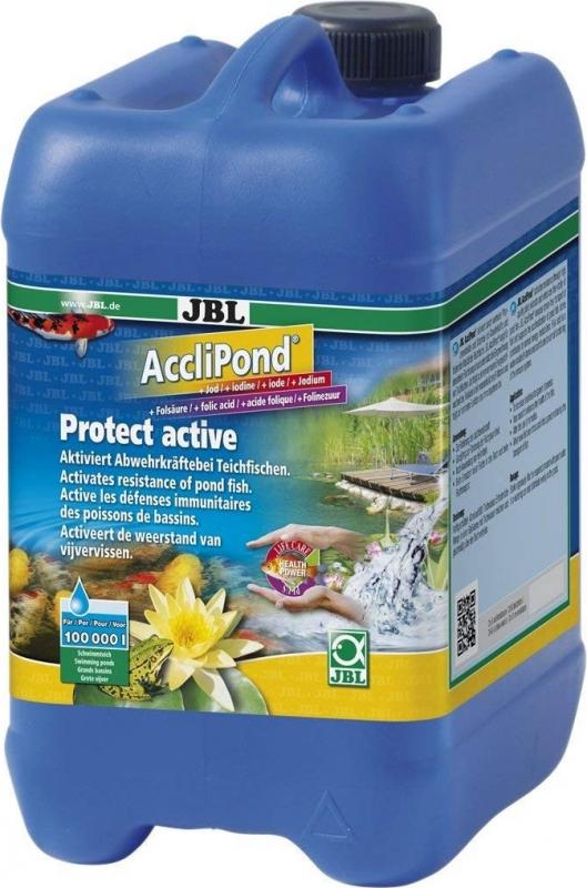 JBL AccliPond conditionneur de bassin immunostimulant