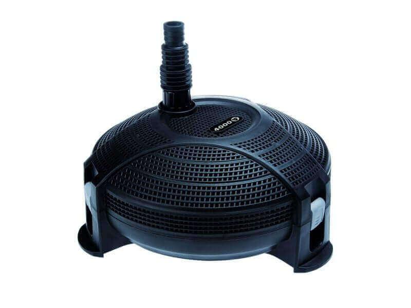 Pompe de filtration pour bassin vt econo pond pump pompe for Pompe de filtration bassin