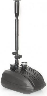 Fontaine VT tout en 1 avec filtre à pompe et éclairage LED intégrés
