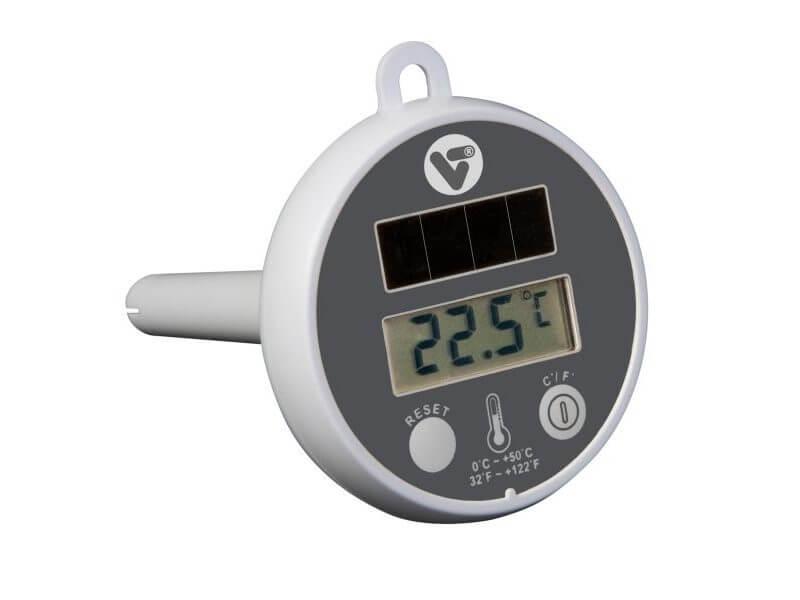 Thermomètre de Bassin VT Analogique Solaire_0
