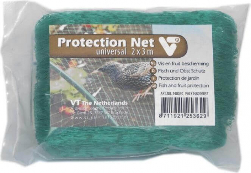 Filet de protection pour bassin vt protection net - Protection bassin de jardin ...