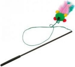 Fishing rod toy