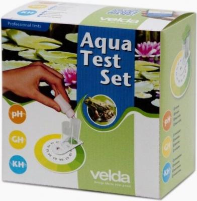 Kit de Test de agua Velda Aqua Test Set pH-GH-KH