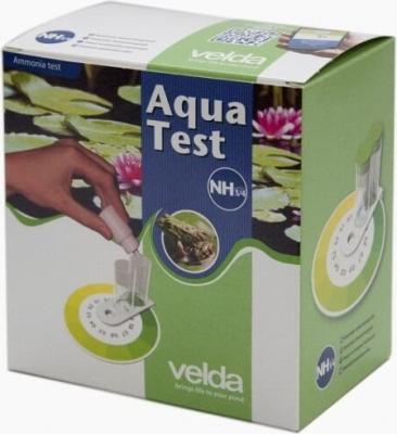 Test de agua para estanque Velda Aqua Test NH3/4