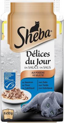 Sheba Délices du jour