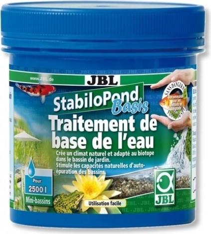 JBL StabiloPond Basis produit d'entretien pour bassin