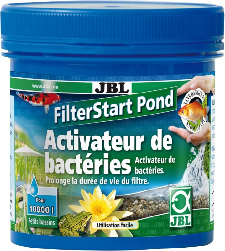 JBL FilterStart Pond activador de bacterias