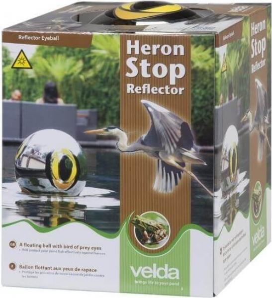 Effaroucheur Visuel Velda Heron Stop Reflector