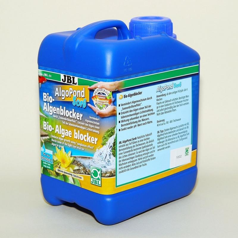 JBL AlgoPond Sorb Bloqueur d'algues biologiques