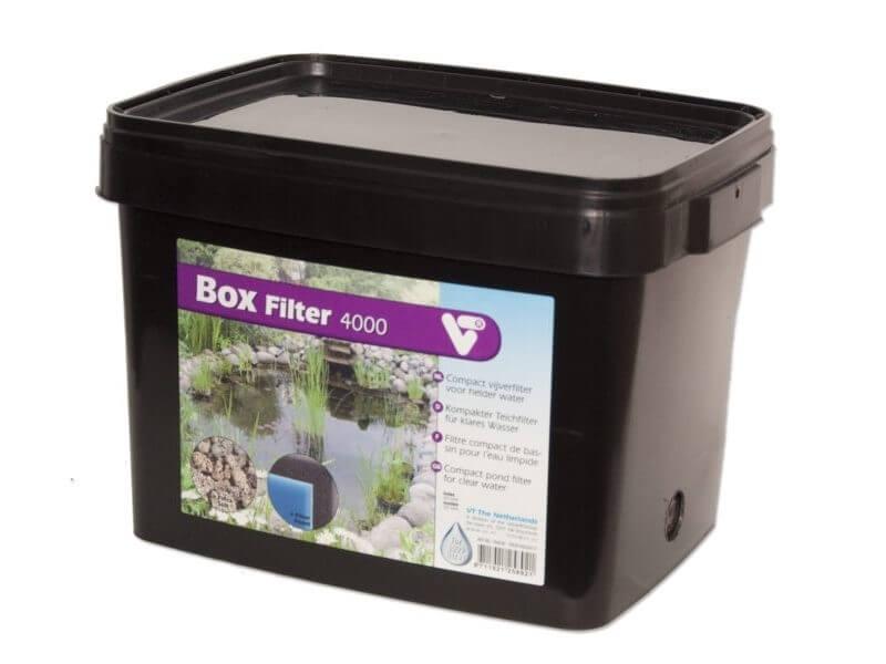Kit de filtration pour bassin vt filter box masse for Kit de filtration pour bassin pas cher