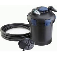 Filtro per laghetti OASE BioPress Set 6000 con pompa e filtro UVC integrati