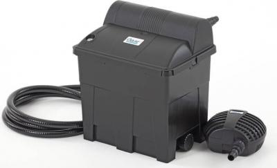 Filtro de Gravedad para Estanque OASE BioSmart Set 5000 con bomba y filtro UVC integrados