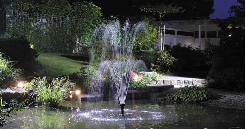 Fontaine pour bassin Oase Aquarius Fountain Set Classic 1000