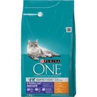 Purina ONE Sterilcat Indoor für sterilisierte- oder Hauskatzen