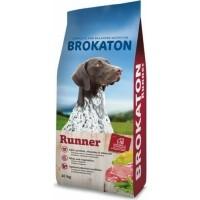 BROKATON Runner pour chien adulte avec activité physique intense