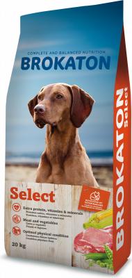 BROKATON Select pour chien adulte